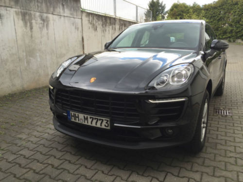 verkauft porsche macan s pdk gebraucht 2015 km in mainz. Black Bedroom Furniture Sets. Home Design Ideas