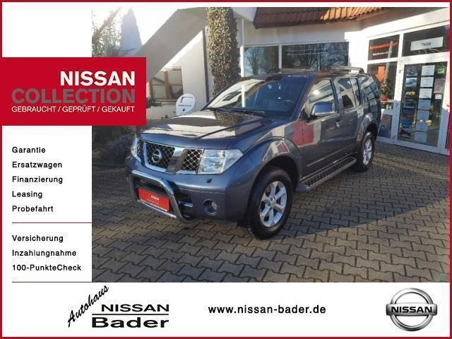 verkauft nissan pathfinder 7 sitzer gebraucht 2008 km in bad sassendorf. Black Bedroom Furniture Sets. Home Design Ideas