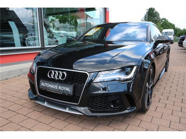 verkauft audi rs7 4 0 tfsi q navi acc gebraucht 2014 km in n rnberg. Black Bedroom Furniture Sets. Home Design Ideas