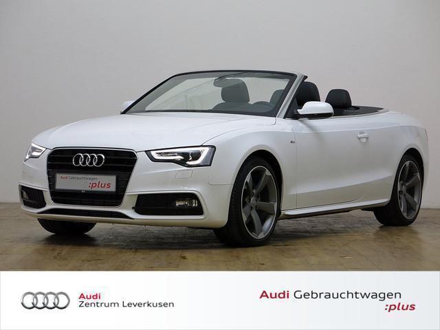 gebraucht Audi A5 Cabriolet 1.8 TFSI FSE PDC SHZ LEDER XENON NAVI