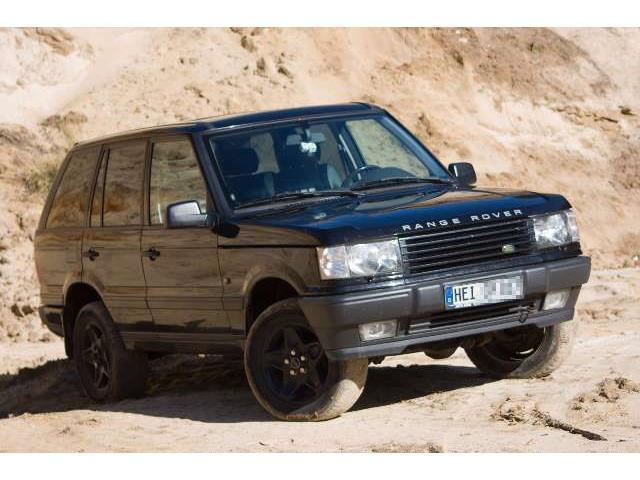 verkauft land rover range rover 4 6 hse gebraucht 1999. Black Bedroom Furniture Sets. Home Design Ideas