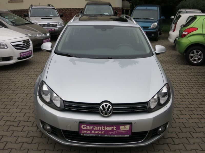 verkauft vw golf vi variant highline gebraucht 2011 km in chemnitz. Black Bedroom Furniture Sets. Home Design Ideas