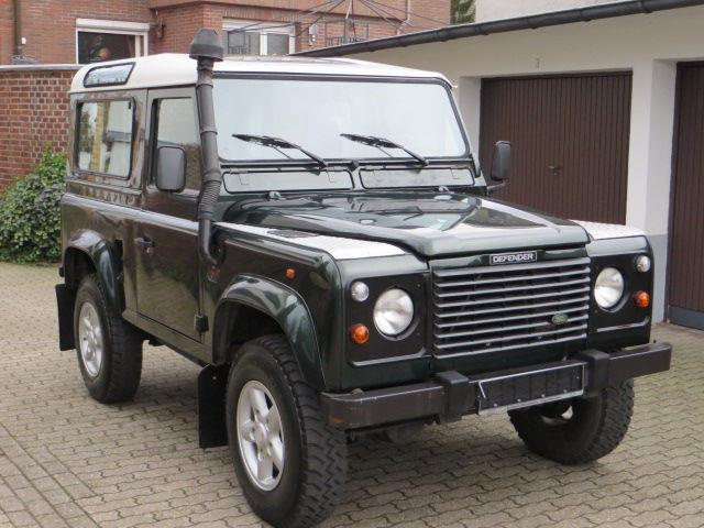 verkauft land rover defender 90 tdi 3 gebraucht 1997 km in d sseldorf. Black Bedroom Furniture Sets. Home Design Ideas
