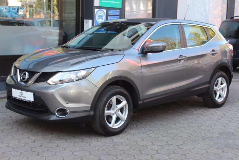 verkauft nissan qashqai acenta navigat gebraucht 2016 km in witten nrw. Black Bedroom Furniture Sets. Home Design Ideas