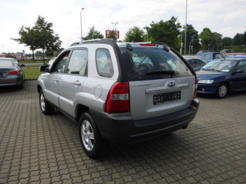 verkauft kia sportage 2 0 2wd lx gebraucht 2007 km in elsterwerda. Black Bedroom Furniture Sets. Home Design Ideas