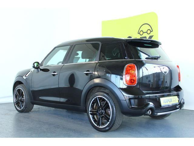 verkauft mini cooper sd countryman gebraucht 2012 km in nahe. Black Bedroom Furniture Sets. Home Design Ideas
