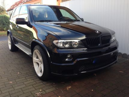 verkauft bmw x5 breitbau einzelan gebraucht 2004 km in guben. Black Bedroom Furniture Sets. Home Design Ideas