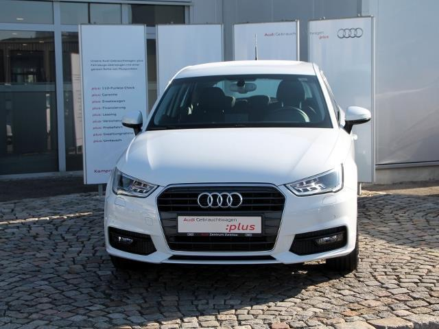 verkauft audi a1 sportback 1 4 tdi spo gebraucht 2016 km in zwickau. Black Bedroom Furniture Sets. Home Design Ideas