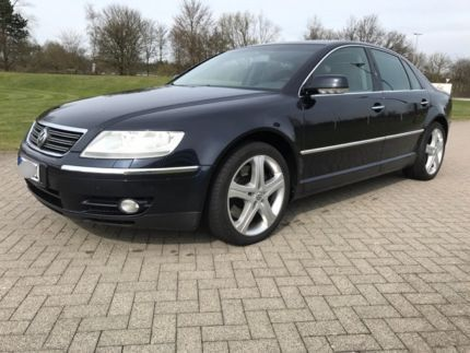 verkauft vw phaeton 3 0 v6 tdi dpf 4 m gebraucht 2006. Black Bedroom Furniture Sets. Home Design Ideas