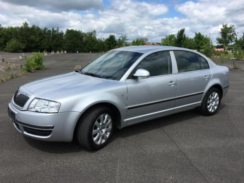 verkauft skoda superb tdi 2 0 gebraucht 2008 km. Black Bedroom Furniture Sets. Home Design Ideas