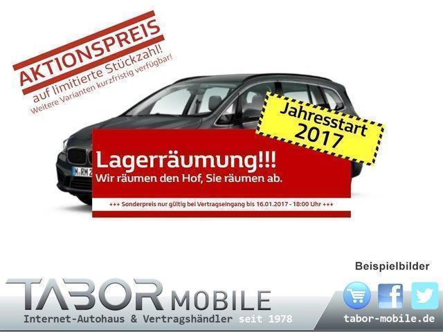 gebraucht BMW 218 Gran Tourer d Aut. 7-S Nav LED Kam PDC vo/hi