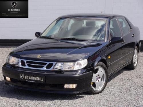 Verkauft Saab 9 5 2 3 Turbo Aero Leder Gebraucht 2001 263 850 Km