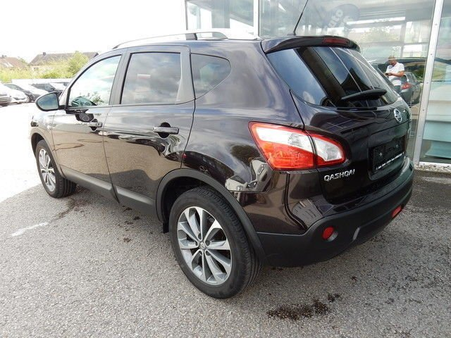 verkauft nissan qashqai 2 0 tekna 4x4 gebraucht 2012 km in sulzbach rosen. Black Bedroom Furniture Sets. Home Design Ideas