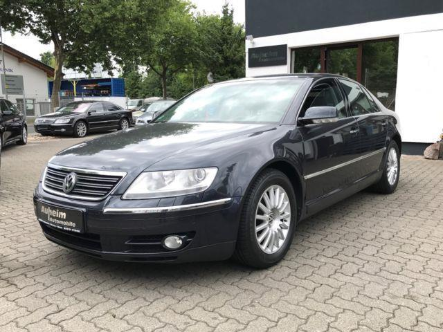 verkauft vw phaeton 3 0 v6 tdi 4motion gebraucht 2006. Black Bedroom Furniture Sets. Home Design Ideas