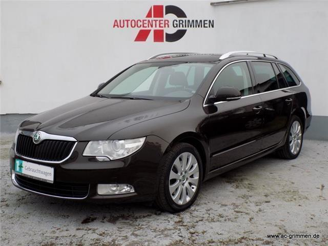 gebraucht combi 2 0 tdi 4x4 dsg elegance outdoor skoda superb 2012 km in dresden. Black Bedroom Furniture Sets. Home Design Ideas