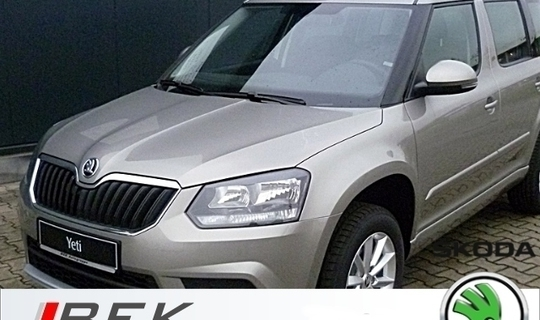 skoda yeti 2 0 diesel 110 ps 2016 gera autouncle. Black Bedroom Furniture Sets. Home Design Ideas