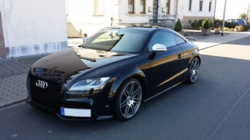 verkauft audi tt rs coupe asg v3 ansc gebraucht 2010 km in finnentrop. Black Bedroom Furniture Sets. Home Design Ideas