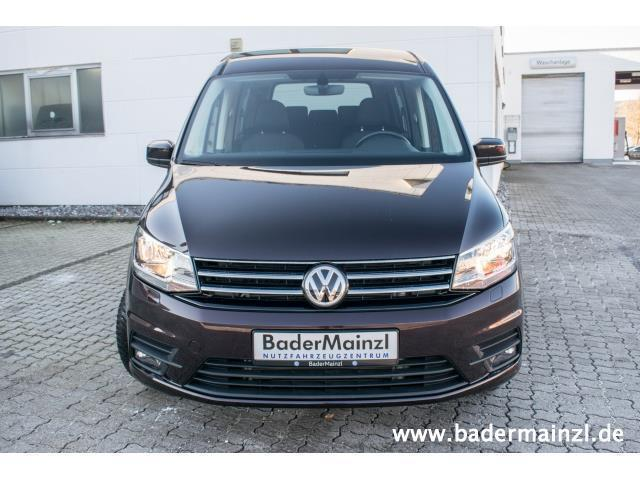 verkauft vw caddy maxi comfortline 2 0 gebraucht 2015 km in weilheim. Black Bedroom Furniture Sets. Home Design Ideas