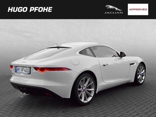 verkauft jaguar f type 3 0 l v6 coupe gebraucht 2017 km in hamburg. Black Bedroom Furniture Sets. Home Design Ideas