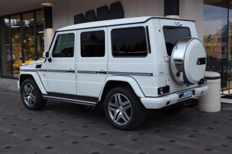verkauft mercedes g63 amg amg designo gebraucht 2012 km in celle. Black Bedroom Furniture Sets. Home Design Ideas