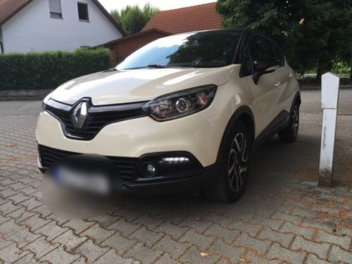 verkauft renault captur luxe tce 120 e gebraucht 2014 km in lohmar. Black Bedroom Furniture Sets. Home Design Ideas
