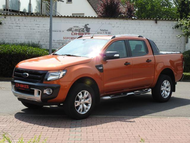 verkauft ford ranger doka 4x4 wildtrak gebraucht 2012. Black Bedroom Furniture Sets. Home Design Ideas