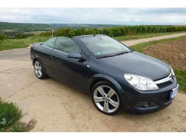 gebraucht twin top 1 8 endless summer opel astra cabriolet 2009 km in bubenheim. Black Bedroom Furniture Sets. Home Design Ideas