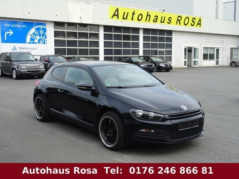 verkauft vw scirocco 1 4 tsi abt 209ps gebraucht 2010 km in obing. Black Bedroom Furniture Sets. Home Design Ideas