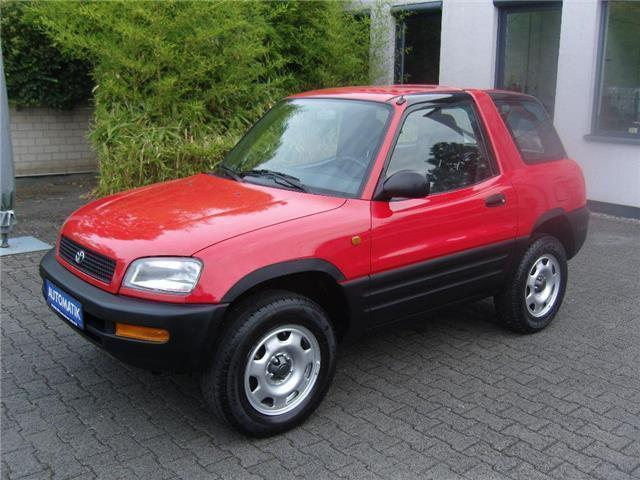 verkauft toyota rav4 automatik servo gebraucht 1997 km in bornheim. Black Bedroom Furniture Sets. Home Design Ideas