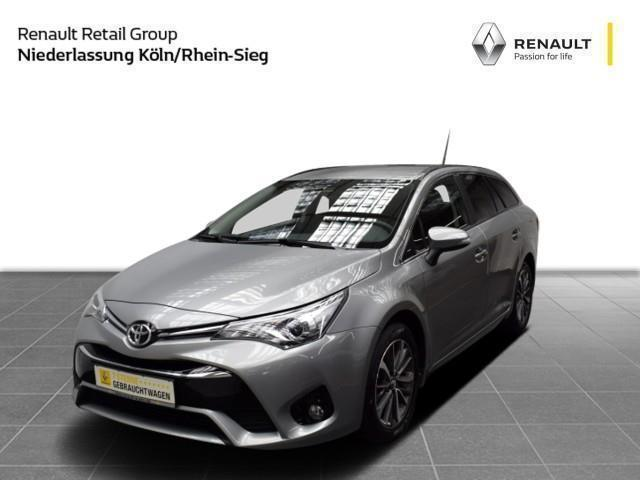 gebraucht Toyota Avensis TOURING 2.0 D-4D SPORTS BUSINESS EDITION
