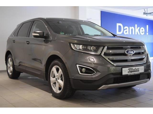 verkauft ford edge 2 0 tdci 4x4 titani gebraucht 2016 km in bingen. Black Bedroom Furniture Sets. Home Design Ideas
