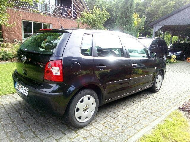 verkauft vw polo 9n bj 2002 gebraucht 2002 km. Black Bedroom Furniture Sets. Home Design Ideas