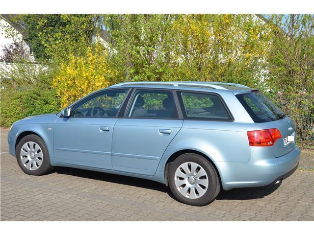 verkauft audi a4 avant 2 0 tdi dpf gebraucht 2006 km in langenfeld. Black Bedroom Furniture Sets. Home Design Ideas