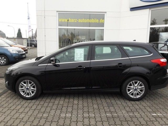 verkauft ford focus titanium 1 6 tdci gebraucht 2014 km in schorfheide ot fi. Black Bedroom Furniture Sets. Home Design Ideas