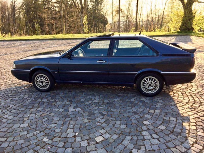 Verkauft Audi Coupe Gt 5 Zylinder Tüv Gebraucht 1986 104500 Km