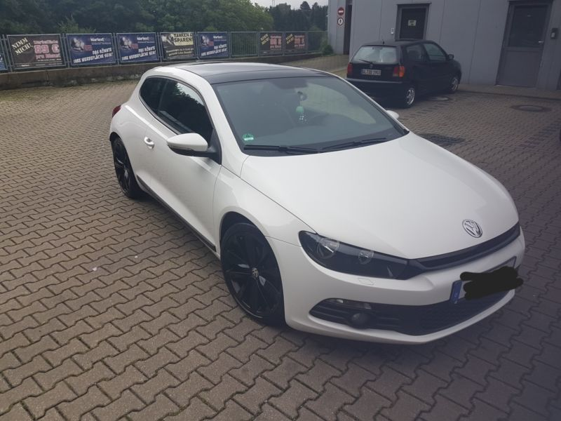 verkauft vw scirocco 1 4 tsi gebraucht 2011 km in senden. Black Bedroom Furniture Sets. Home Design Ideas