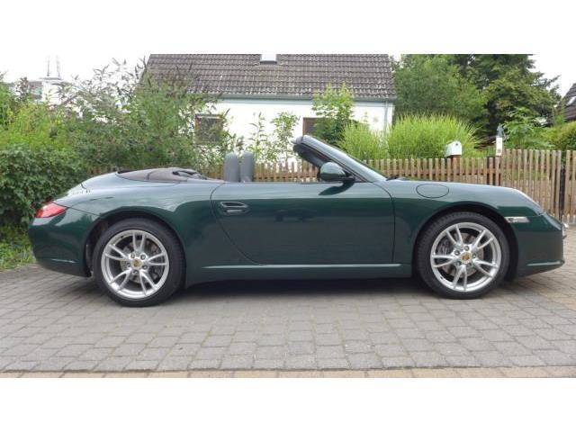 verkauft porsche 997 cabrio facelift n gebraucht 2008 km in budenheim. Black Bedroom Furniture Sets. Home Design Ideas