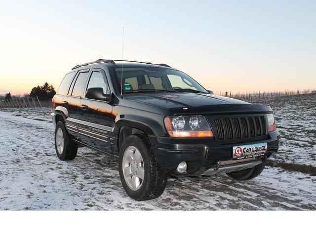 verkauft jeep grand cherokee 4 7 limit gebraucht 2004. Black Bedroom Furniture Sets. Home Design Ideas