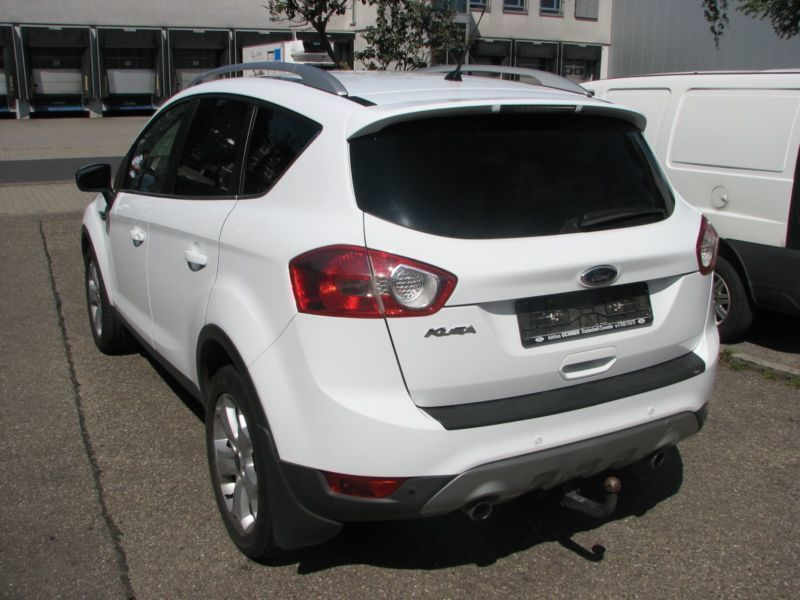 verkauft ford kuga titanium 4x4 gebraucht 2012 km in karlsruhe. Black Bedroom Furniture Sets. Home Design Ideas