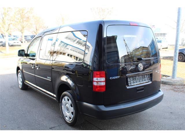 verkauft vw caddy maxi tdi 140ps jako gebraucht 2013 km in ostfildern. Black Bedroom Furniture Sets. Home Design Ideas