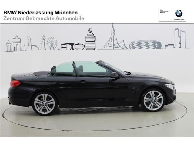 verkauft bmw 435 i cabrio xdrive aut gebraucht 2015 km in berlin. Black Bedroom Furniture Sets. Home Design Ideas
