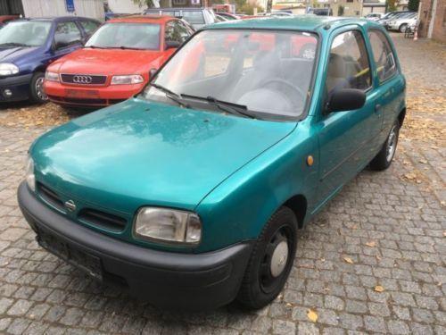 verkauft nissan micra k11 / 1.0 euro2 ., gebraucht 1997, 100.500 km