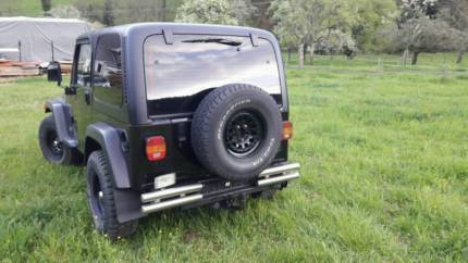 verkauft jeep wrangler gebraucht 1997 km in. Black Bedroom Furniture Sets. Home Design Ideas