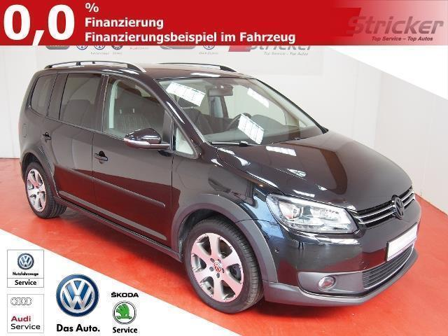 verkauft vw touran cross 2 0tdi dsg 24 gebraucht 2012. Black Bedroom Furniture Sets. Home Design Ideas