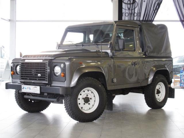 defender gebrauchte land rover defender kaufen 670 g nstige autos zum verkauf. Black Bedroom Furniture Sets. Home Design Ideas