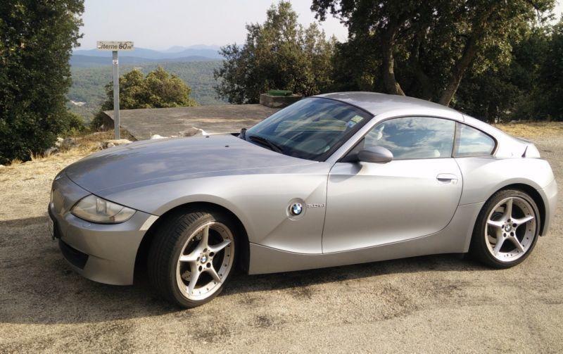 Verkauft Bmw Z4 Coupe 3 0si Gebraucht 2007 133 000 Km In N 252 Rnberg
