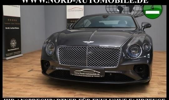Verkauft Bentley Continental New Gt My Gebraucht 2018 8500 Km In