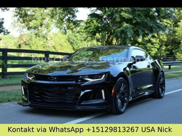 Verkauft Chevrolet Camaro Zl1 Coupe Mo Gebraucht 2019 1 040 Km