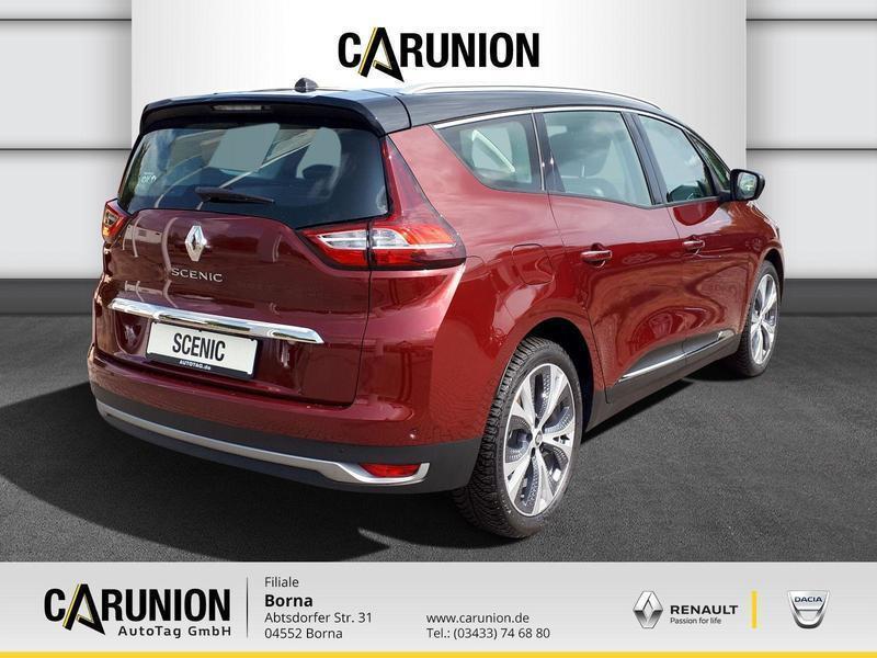 Gebraucht 2018 Renault Grand Sc U00e9nic 1 2 Benzin 130 Ps   U20ac