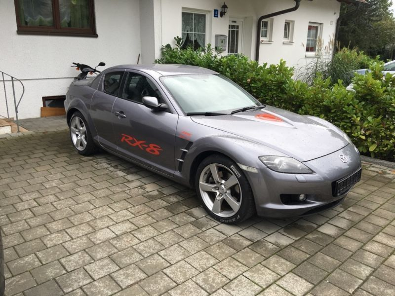 rx8 gebrauchte mazda rx8 kaufen 253 g nstige autos zum. Black Bedroom Furniture Sets. Home Design Ideas